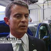 Macron vs. Valls : Chacun veut être le visage d'un futur au pouvoir