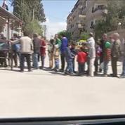 Syrie: à Damas, comme si de rien n'était, ou presque