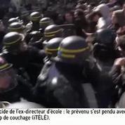 Loi travail : des manifestations sous haute-tension à Paris