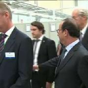 Sondage 2017: F. Hollande absent du second tour