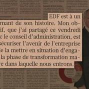 L'Etat à la rescousse d'EDF