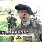 Opération Sentinelles: les soldats réservistes montent en puissance