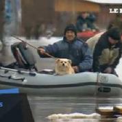 Des inondations impressionnantes en Russie