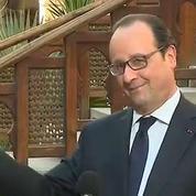 Hollande sur son impopularité : «Vos prières sont les bienvenues»