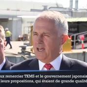 L'Australie choisit le français DCNS pour un contrat de 34 milliards d'euros