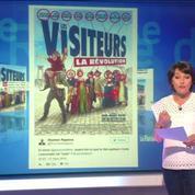Polémique sur l'affiche du film Les Visiteurs 3