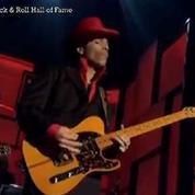 Prince : son incroyable solo de guitare au Rock & Roll Hall of Fame