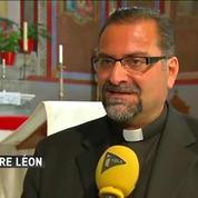A Lesbos, les catholiques impatients de recevoir le pape François
