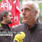 Contre la Loi Travail, étudiants et salariés défilent à Paris