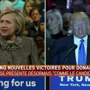 Primaire américaines : Donald Trump appelle ses adversaires à se retirer