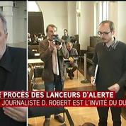 LuxLeaks : Ce sont les voleurs qui instruisent le procès, selon Denis Robert