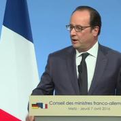 Panama Papers : Hollande promet des poursuites aux sociétés européennes qui fraudent