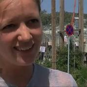 Lesbos : les départs de migrants suspendus temporairement