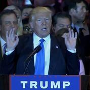 Donald Trump : «C'est terminé, j'ai gagné»