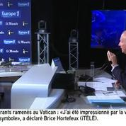 Brice Hortefeux, fidèle soutien de Nicolas Sarkozy