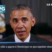 Barack Obama appelle à voter pendant American Idol