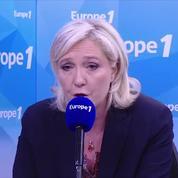 Marine Le Pen : «Il faut renoncer aux fan zones» pendant l'Euro