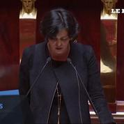 Myriam El Khomri défend la loi travail à l'Assemblée