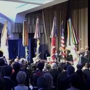 Les adieux d'Obama à la presse internationale