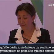 L'appel à la paix en Colombie d'Ingrid Betancourt
