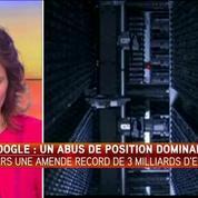 3 milliards d'euros d'amende pour Google ?