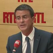 Manuel Valls: «On doit s'interroger sur la pertinence d'un certain nombre de ces manifestations»
