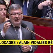 Carburant : Le gouvernement s'est engagé à libérer l'ensemble des dépôts, répond Alain Vidalies