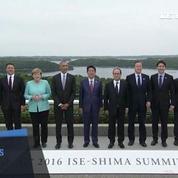 Le G7 pose pour une photo de famille