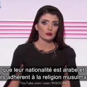 Le coup de gueule en direct d'une journaliste saoudienne contre le terrorisme