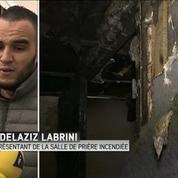 Mosquée incendiée à Ajaccio : On est obligé de prier dehors