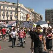 Espagne : Cinquième anniversaire du mouvement des Indignés