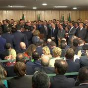 Brésil: Michel Temer, président intérimaire non-consensuel