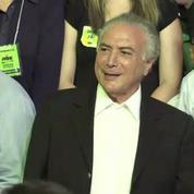 Brésil: Michel Temer, l'homme de l'ombre qui pourrait devenir président