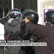 Les policiers lancent un appel à la grève