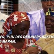 Une lycéenne enlevée au Nigeria par Boko Aram retrouvée vivante