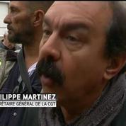 Philippe Martinez veut porter plainte en diffamation contre Pierre Gattaz