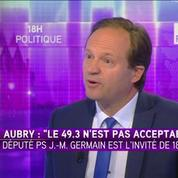 Jean-Marc Germain : il y aura sans doute une motion de censure de gauche