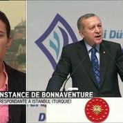 La Turquie se prépare à nettoyer la frontière syrienne de la présence de l'EI