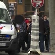 La police interpelle un homme fiché S à Paris