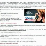 Le gouvernement lance un concours d'interprétation de la Marseillaise
