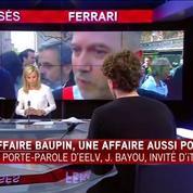 Julien Bayou: Denis Baupin doit démissionner de l'Assemblée nationale