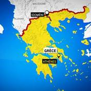 L'évacuation du camp d'Idomeni en Grèce a commencé dans le calme