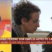 En France, plus de 10.000 décès par an sont imputables au chômage