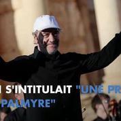 Un orchestre russe se produit dans Palmyre