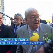 JM Le Pen : Si on continue dans la voix qu'on a choisi, on va à l'échec