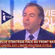 Luc Chatel: «Robert Ménard fait de la gesticulation»