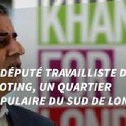 Sadiq Khan élu maire de Londres