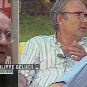 Philippe Geluck: Siné, le premier dans les années 50 à inaugurer l'ère du dessin coup de boule
