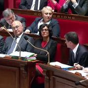 L'échange tendu entre Valls et Macron lors des questions au gouvernement