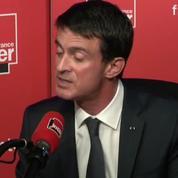Manuel Valls: «Quand on organise une manifestation dans ce climat, on prend une responsabilité»
